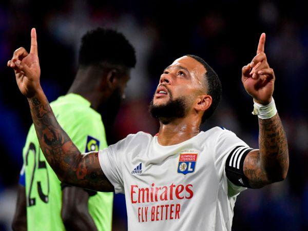 Tin bóng đá trưa 7/9: HLV Lyon ủng hộ Depay đến Barca