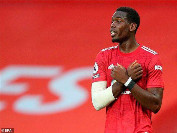 Tin bóng đá tối 9/10: Paul Pogba công khai thả thính Real Madrid
