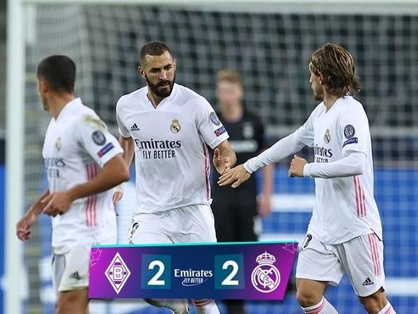 Tin thể thao tối 28/10: Real Madrid vẫn chưa thể thắng tại Champions League