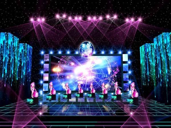 mơ thấy sân khấu
