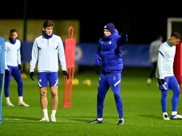 Tin thể thao sáng 27/1: Tuchel có buổi tập đầu tiên với Chelsea