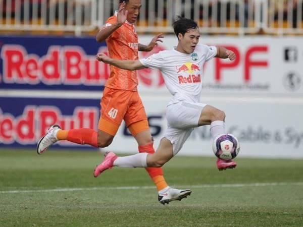 Bóng đá Việt Nam tối 15/3: Văn Toàn thừa nhận HAGL thắng may mắn Bình Định