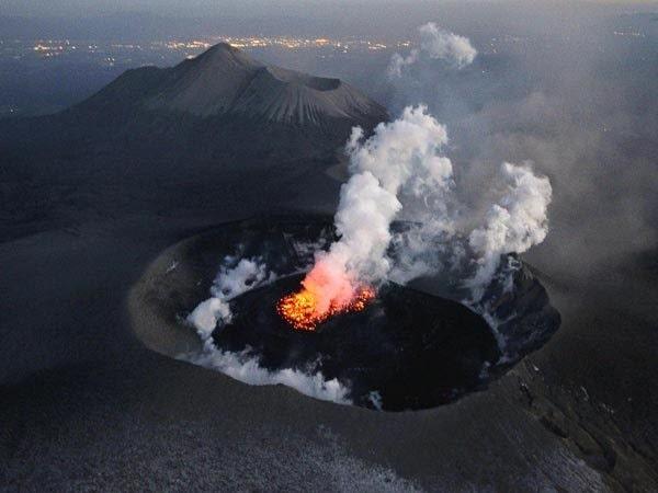 Mơ thấy núi lửa điềm báo tốt hay xấu?