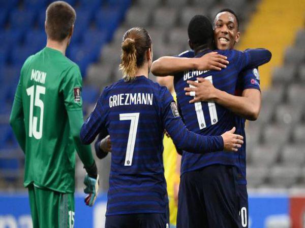 Nhận định, soi kèo Bosnia vs Pháp, 01h45 ngày 1/4 - VL World Cup 2022