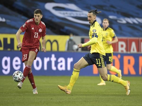 Tin bóng đá 26/3: Ibrahimovic ghi dấu ấn ngày trở lại ĐT Thụy Điển