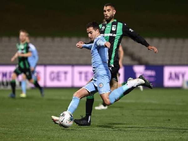 Soi kèo Melbourne City vs Western United, 13h35 ngày 1/4