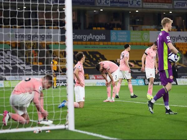 Tin bóng đá 19/4: Sheffield United là CLB đầu tiên tại Premier League
