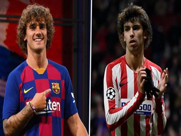 Chuyển nhượng sáng 20/5: Barca sẽ đổi Griezmann lấy Felix