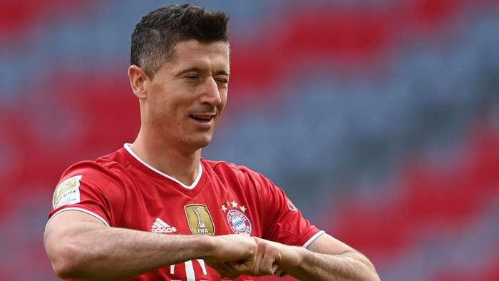 Lewandowski 'úp mở' về tương lai Bayern Munich giữa những tin đồn về việc rời đi
