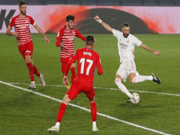 Soi kèo Granada vs Real Madrid, 03h00 ngày 12/5 - La Liga
