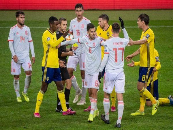 Soi kèo Tây Ban Nha vs Thụy Điển, 02h00 ngày 15/6 - EURO 2021