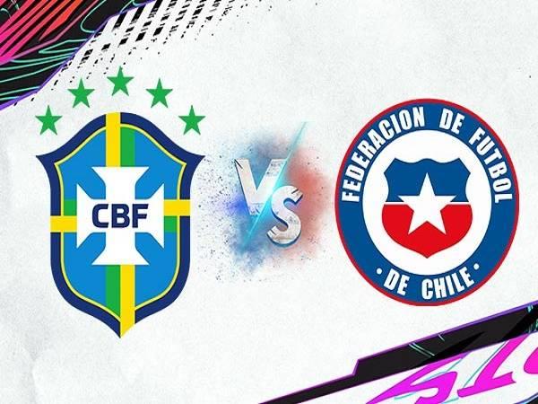 Soi kèo Brazil vs Chile – 07h00 03/07/2021, Copa America 2021