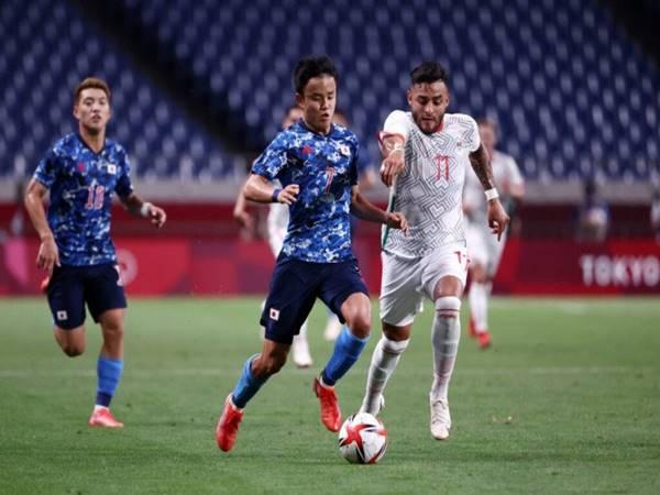 Nhận định bóng đá U23 Nhật Bản vs U23 Tây Ban Nha, 18h00 ngày 3/8