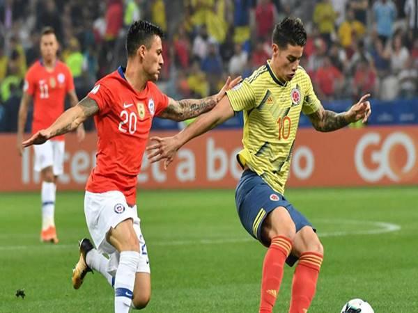 Nhận định bóng đá Colombia vs Chile, 06h00 ngày 10/9