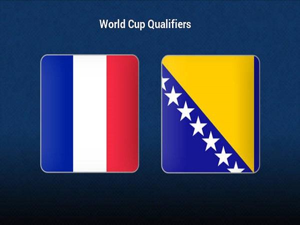 Nhận định Pháp vs Bosnia & Herzegovina – 01h45 02/09, VL World Cup 2022
