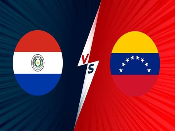 Soi kèo Châu Á Paraguay vs Venezuela, 05h30 ngày 10/9 VLWC 2022