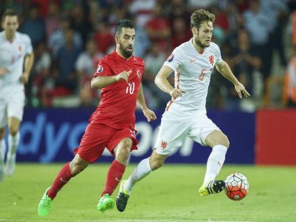 Nhân định kèo Hà Lan vs Thổ Nhĩ Kỳ, 1h45 ngày 8/9 - VL World Cup