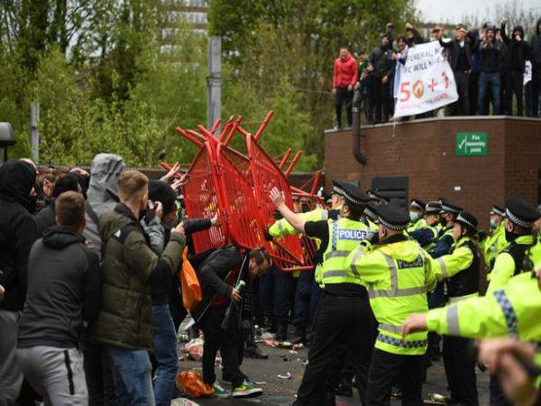 Tin thể thao chiều 23/10: An ninh trận MU - Liverpool được thắt chặt
